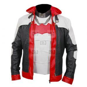 Batman Arkham Knight Faux Leather Jacket