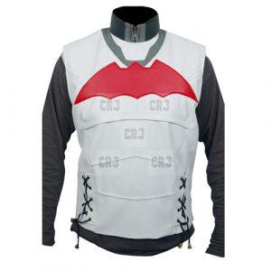 Batman Arkham Knight Leather Vest