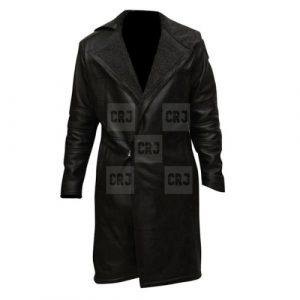 Ryan Gosling 2049 Faux Leather Coat