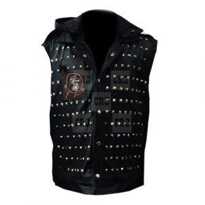Dedsec Watch Dogs Leather Vest