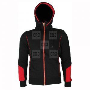 Red & Black Assassins Creed Unisex Hoodie