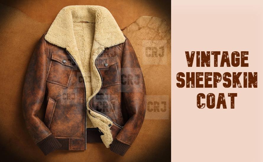 Vintage sheepskin coat reviews