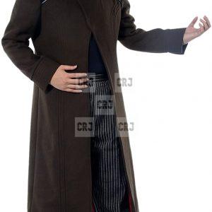 Fantastic Four Doctor Doom Wool Winter Coat For Men
