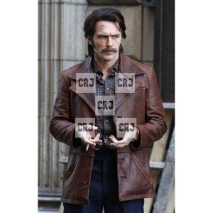 James Franco Martino The Deuce Vintage Winter Jacket
